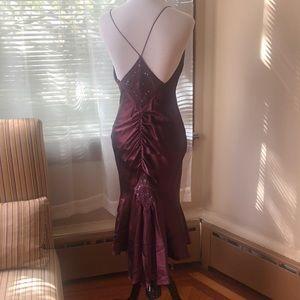 STUNNING SILK DRESS